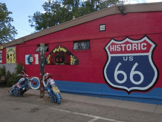 アメリカ大陸横断の中で【ルート66】はアメリカ人には特別な存在!