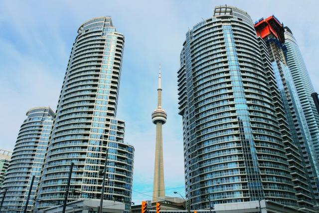 住みやすい都市ランキング|トロントとバンクーバーはいつも上位!