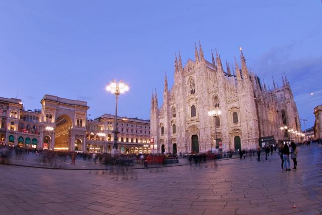 イタリアのミラノ|世界のデザイン・芸術の中心と言えばこの街!
