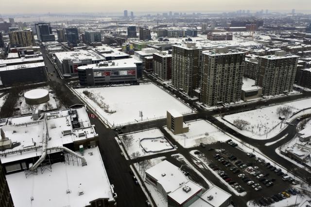 モントリオールの冬の気温は低い?|トロントより寒いのだろうか?