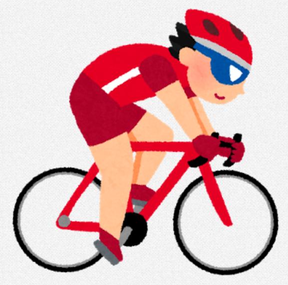 サイクルロードレースはスカパーにおいても非常に重要な位置付けです