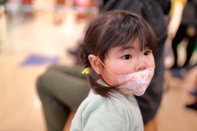 子供の風邪をひきやすくしている3つの原因とは?正しい予防策は何!